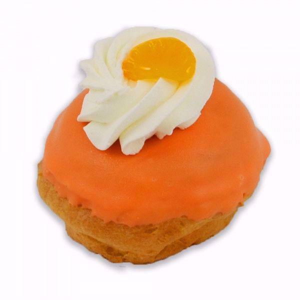 Afbeelding van Oranje Soes 4 stuks