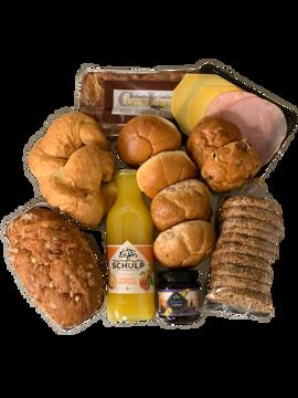 Afbeeldingen van ontbijtpakket 2 personen