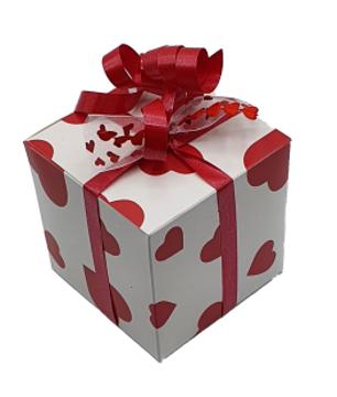 Afbeeldingen van Luxe chocolade doos 200 gram