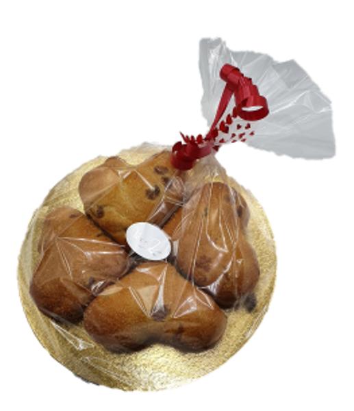 Afbeelding van Hartenbroodjes met kwark