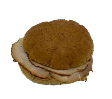 Afbeeldingen van tarwe bol varkensrollade