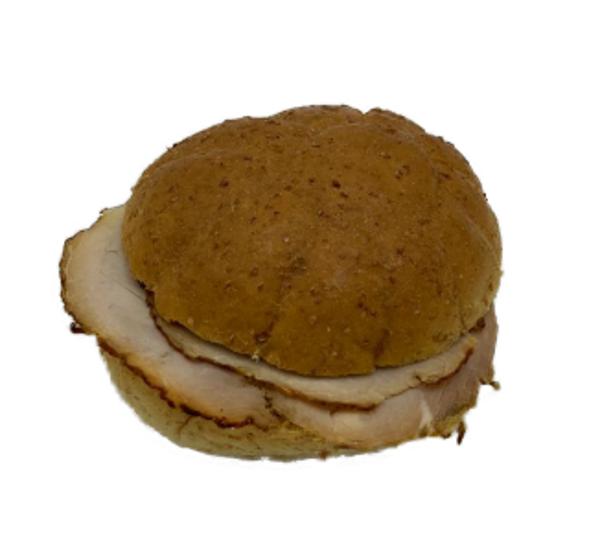 Afbeelding van tarwe bol varkensrollade